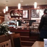 Photo taken at Costa Coffee by Nikolai S. on 1/4/2011