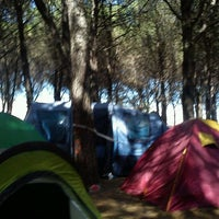 Photo taken at Camping Getafe Open Air - En Vivo by Ángel Luis Q. on 9/9/2011