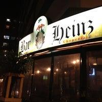 Photo taken at Bar do Heinz by BELLUM EST PACEM T. on 5/17/2012