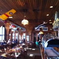 Photo taken at Aviators Restaurant by David on 8/6/2011