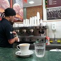 Photo taken at Giramondo Caffé by Maicol A. on 12/27/2011