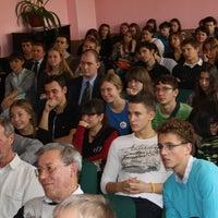 Foto scattata a Институт математики и информатики (ИМИ МГПУ) da Ilya C. il 11/22/2011