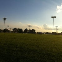 Photo taken at Coon Rapids Soccer Complex by Jason N. on 7/26/2011