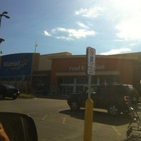 Photo taken at Walmart Supercentre by Sarah D. on 9/1/2012