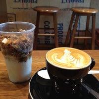 Photo taken at Essence Coffee by Mattsan #. on 4/28/2012