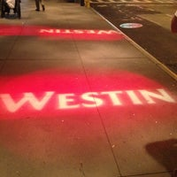 Photo taken at The Westin New York at Times Square by Bader A. on 8/29/2012