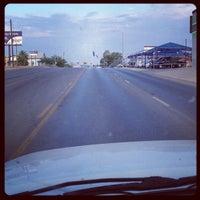 Photo taken at Eagle Pass, TX by Carolina W. on 6/3/2012