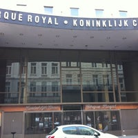 Photo taken at Cirque Royal / Koninklijk Circus by Stéphane A. on 4/2/2012