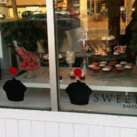 Photo taken at Sweets Bakeshop by Brittney H. on 2/18/2012