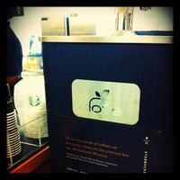 Photo taken at Starbucks by @dlayphoto on 3/6/2012