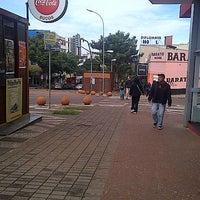Photo taken at Avenida Brasil by Romina S. on 7/17/2012