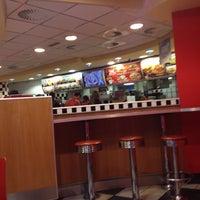 Photo taken at Burger King by Jānis B. on 6/13/2012