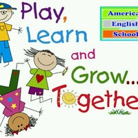 Photo taken at American English School by American English S. on 4/18/2012