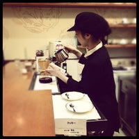 Photo taken at UCCカフェメルカード 横浜そごう by Eric L. on 4/11/2012