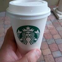 Photo taken at Starbucks by Antonio L. on 7/11/2012