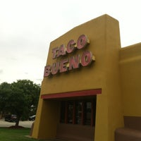 Photo taken at Taco Bueno by Joel C. on 6/13/2012