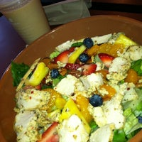 Photo taken at Panera Bread by Marcus M. on 6/27/2012