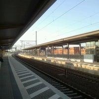 Foto scattata a Bahnhof Bad Wilsnack da Robert S. il 4/13/2012