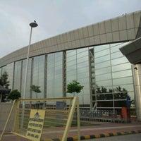 Photo taken at Jaipur International Airport (JAI) by Anushelin C. on 4/12/2012