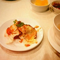 Photo taken at 칸지고고 Congee GoGo by Kyoung-Mu R. on 2/22/2012