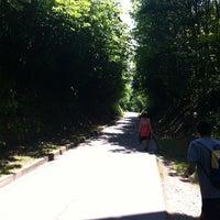 Photo taken at Parque de Invierno by Moisés C. on 5/29/2012