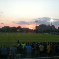 Photo taken at FirstEnergy Stadium - Cub Cadet Field by Ron V. on 8/25/2012