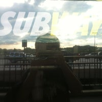 Photo taken at SUBWAY by Chase S. on 6/4/2012