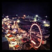 Photo taken at Champlain Valley Exposition by Caitlin L. on 9/2/2012