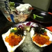 Photo taken at Kissho 吉祥 Japanese Restaurant by Vinh H. on 5/12/2012