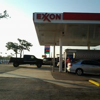Photo taken at Exxon by michael h. on 6/29/2012
