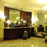 Photo taken at Plaza Hotel Buenos Aires by Aldo on 6/16/2012