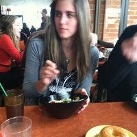 Снимок сделан в The Caf' пользователем Jessica A. 2/19/2012