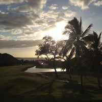 Photo taken at Makena Golf Club by Ted E. on 4/20/2012
