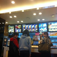Photo taken at Lotteria by Jiyong a. on 5/12/2012