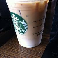Photo taken at Starbucks by Chrisheena on 8/23/2012