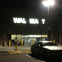 Photo taken at Walmart by Courtney H. on 6/27/2012