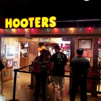 Photo taken at Hooters Restaurant by SY T. on 4/15/2012