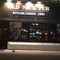 Photo taken at Old Nick Pub by Denisa . on 3/29/2012
