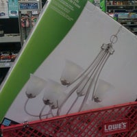 Photo taken at Lowe's Home Improvement by KLH C. on 6/8/2012