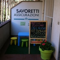 Photo taken at Savoretti Assicurazioni by Sam S. on 5/11/2012