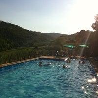 Photo taken at Fattoria Castiglionchio by Tom D. on 7/21/2012