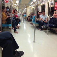 Photo taken at 公車捷運景安站 by Tomas W. on 6/17/2012