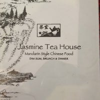 Photo taken at Jasmine Tea House by Linda K. on 3/19/2012