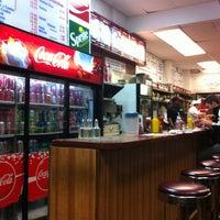 Photo taken at Schwartz's Montreal Hebrew Delicatessen by Kristopher S. on 5/1/2012