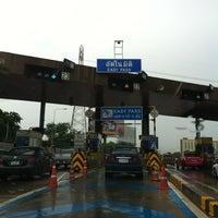Photo taken at Si Rat Expressway Sector C by PEMIKA P. on 7/30/2012