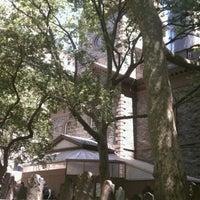 Photo taken at St. Paul's Chapel by Jeff W. on 6/16/2012