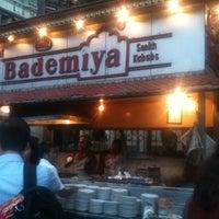 Photo taken at Bademiya by Tina D. on 3/16/2012