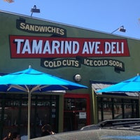 Photo taken at Tamarind Ave Deli by Matthew L. on 7/24/2012