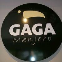 Photo taken at Gaga Manjero by Artun K. on 5/29/2012