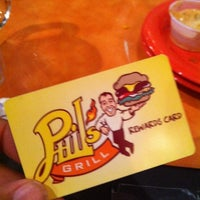 Photo taken at Phil's Grill by Black and G. on 7/22/2011